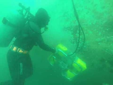 ARPSCO OFFSHORE SAE - Hull Cleaning Hard Fouling Operation @ Suez Port