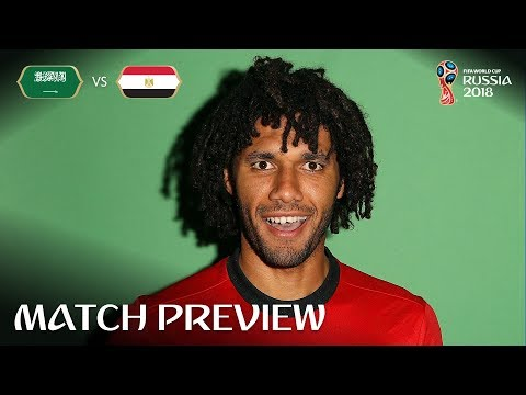Mohamed El Neny (Egypt) - Match 34 Preview - 2018 FIFA World Cup™