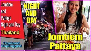 Jomtiem and  Pattaya Night and Day hangover