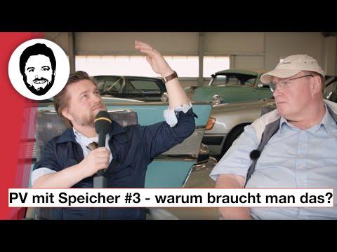 Photovoltaik Mit Speicher #3 - Warum Braucht Man Das? Q&A Mit Holger Laudeley