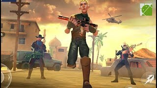 FightNight Battle Royale FPS Shooter - Android Gameplay FHD screenshot 1
