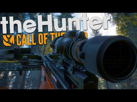 The Hunter Call Of The Wild | I AM DARYL DIXON!! (CROSSBOW &