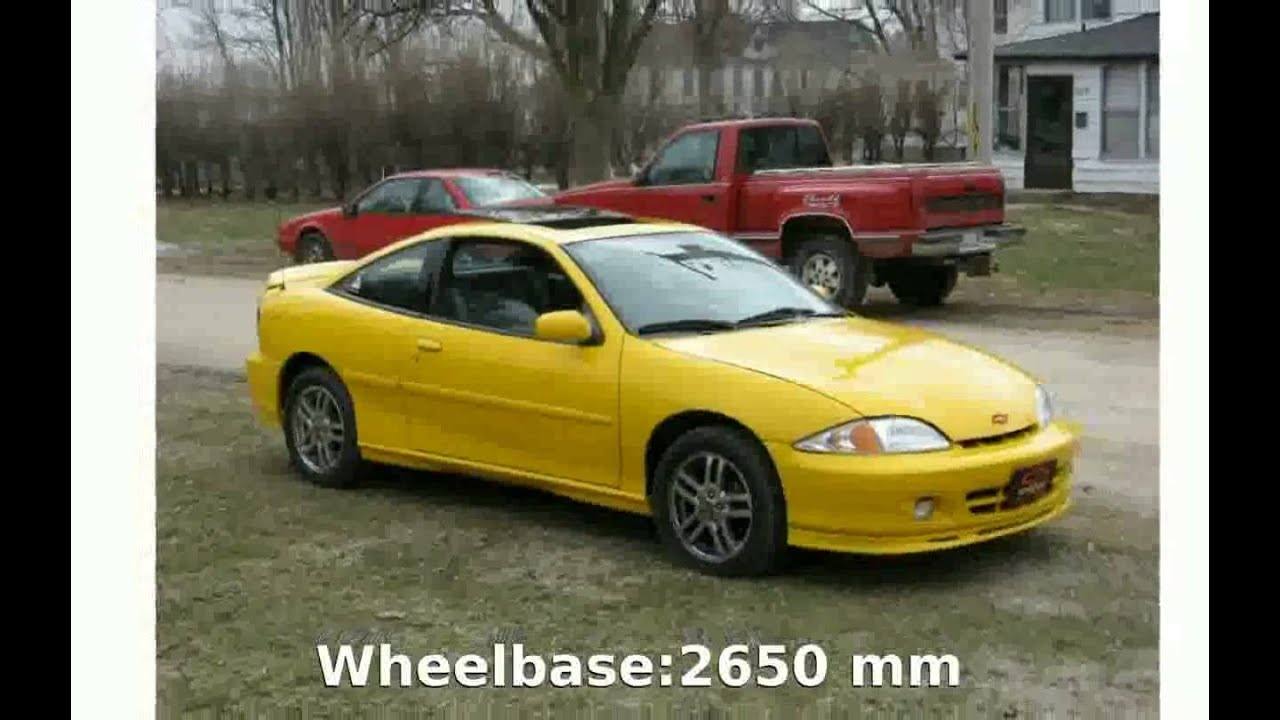 Cavalier chevy cavalier 2004 reviews : 2004 Chevrolet Cavalier LS Sport Coupe Specs - YouTube