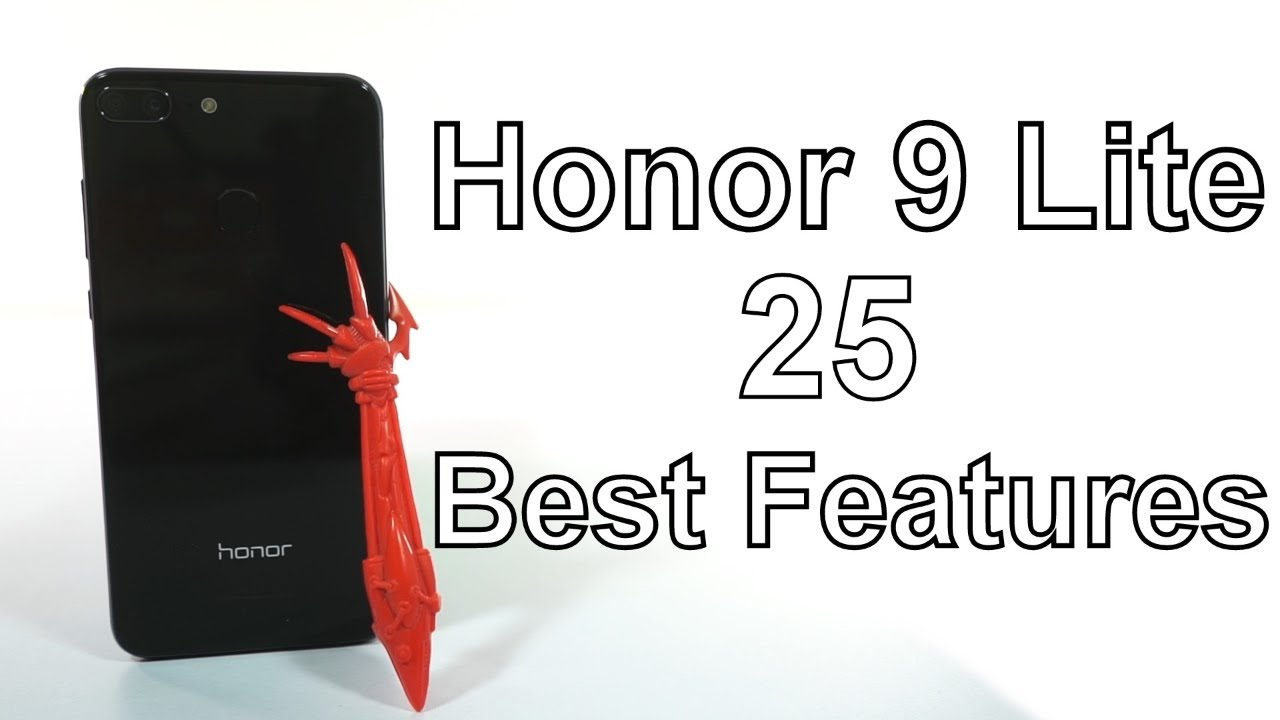 Best Features of Honor 9 Lite [Tips and Tricks Included
