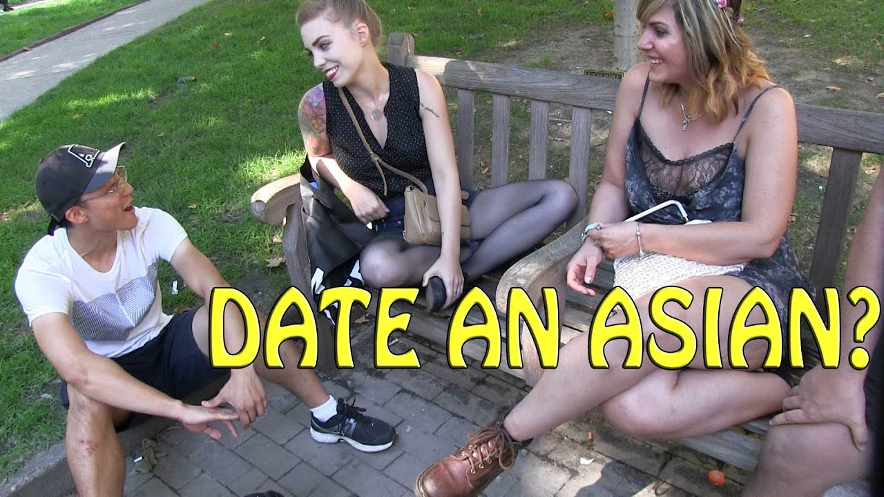 Dating a chinese american guy