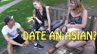 Date An Asian Guy? Dating Prank On Random American Girls