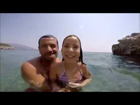 Samos  island  Kaladakia  beach  Greece