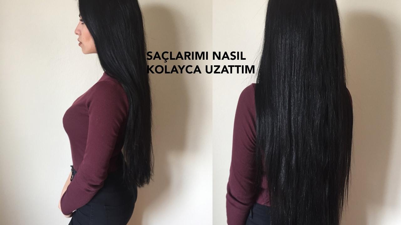 1 ayda saç uzatan tonik