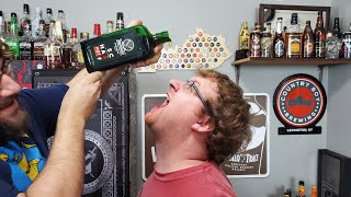 Jagermeister Scharf Hot Ginger Review!