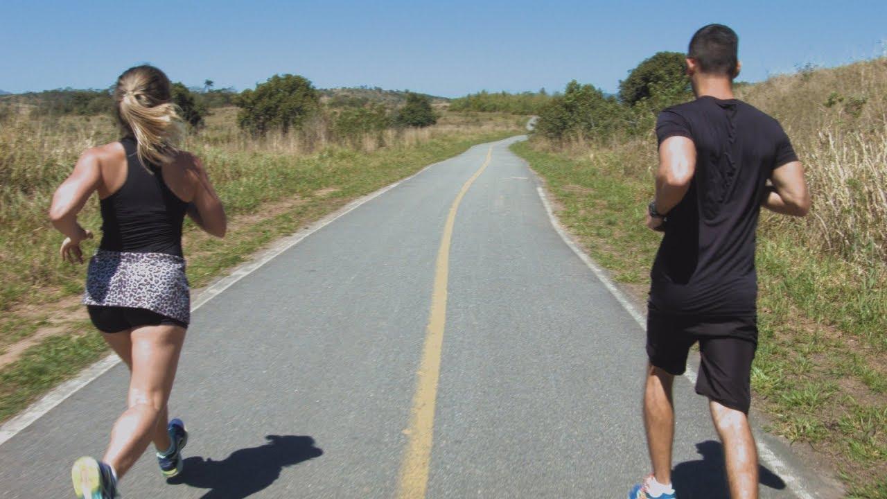 treino corrida perder peso