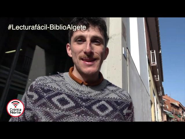 Lectura fácil Biblio Algete