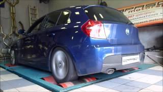 Reprogrammation moteur sur mesure BMW Série 1 E87 118d 143