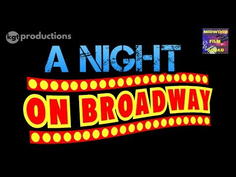 A NIGHT ON BROADWAY - Midwood High School (2017)