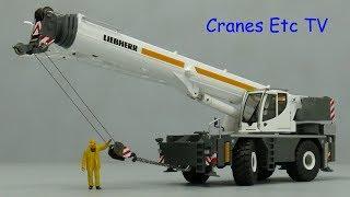 Conrad Liebherr LRT 1090 / 1100-2.1 Crane by Cranes Etc TV