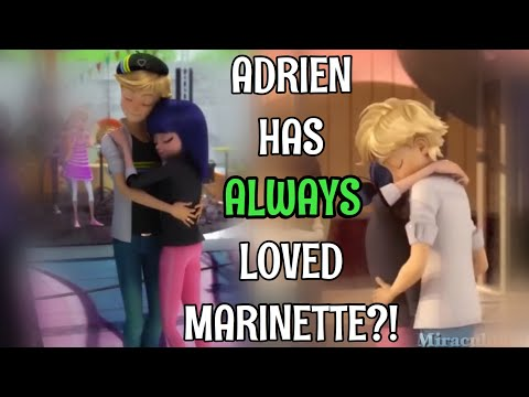 Adrien Has ALWAYS Had Feelings For Marinette?! | Chat Blanc | Adrien's Crush Signs - PART 5