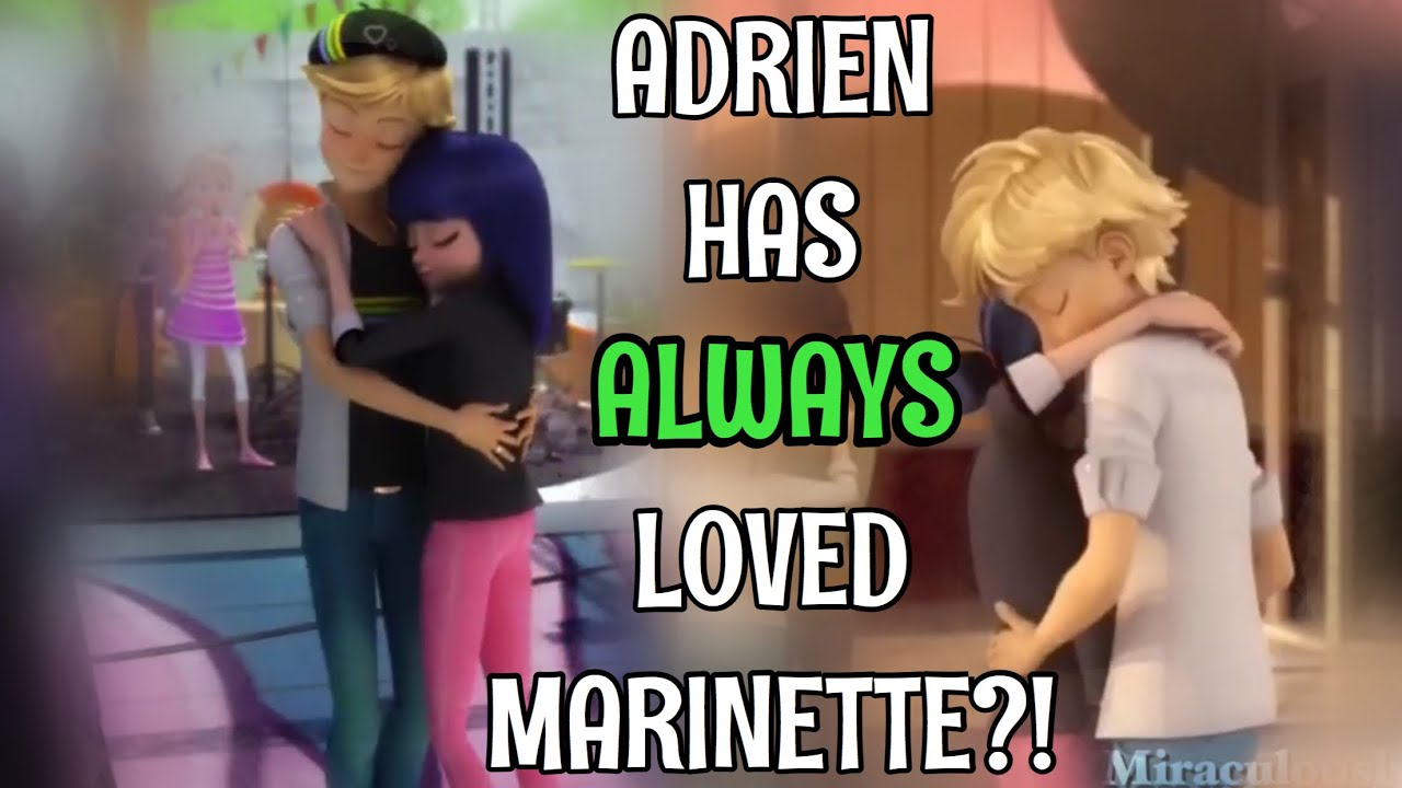 Download Adrien has ALWAYS had feelings for Marinette?!   Chat Blanc   Adrien's Crush Signs - PART 5