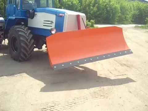 НБО-05 гидроповоротный отвал для тракторов ХТЗ, ХТА, ОрТЗ, УЛТЗ, БТЗ