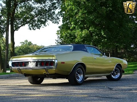 1972 Dodge Charger Stock # 786-DET