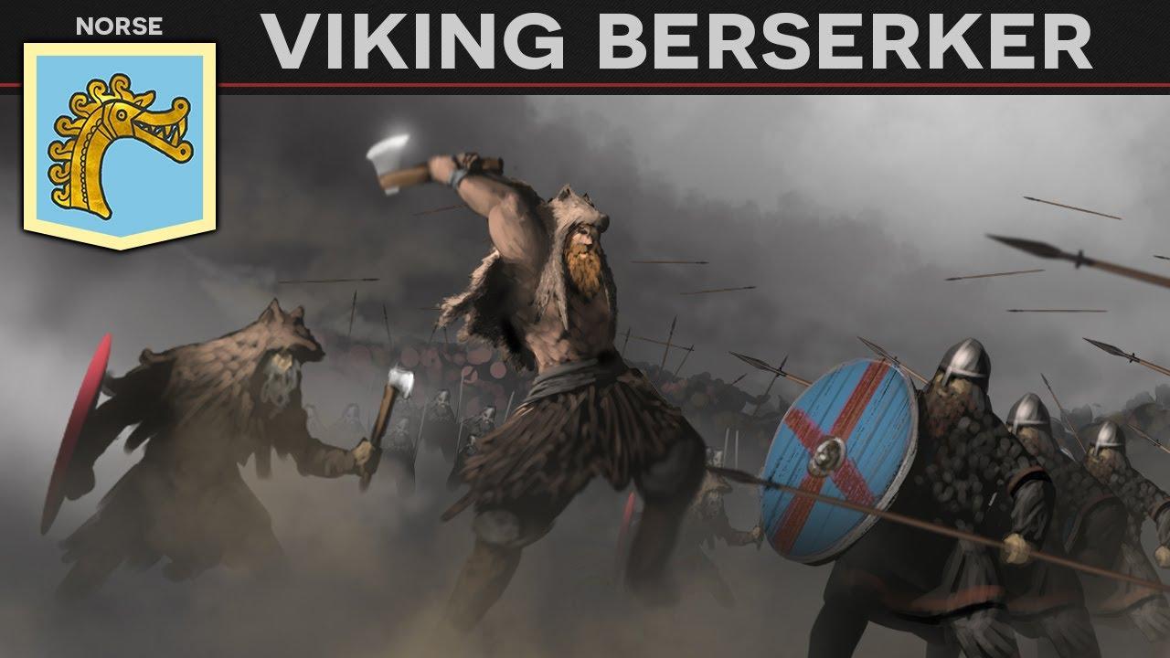 Units of History - Viking Berserker DOCUMENTARY