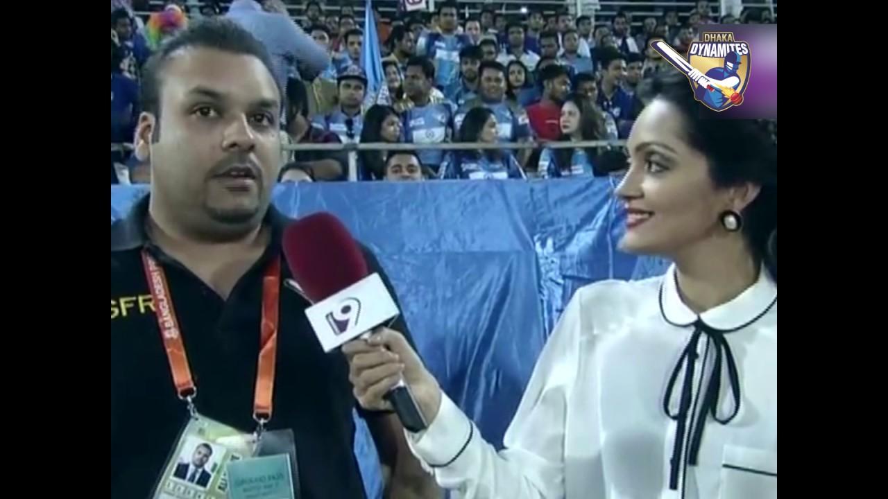 Dhaka Dynamites   Shayan F Rahman Interview