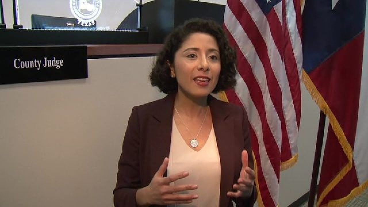 Hidalgo orders stay-at-home for Harris County, a fundamental ...