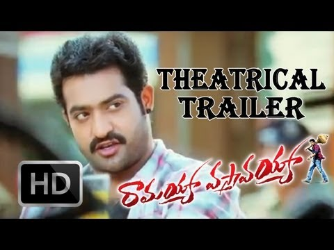 Ramayya Vasthavayya Movie Theatrical Trailer - Jr.Ntr,Samantha, Shruthi Hasan