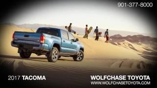 2017 Toyota Tacoma   Wolfchase Toyota
