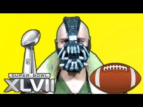 Bane Addresses Super Bowl Power Outage - 2013 Super Bowl XLVII Blackout - 49ers vs Ravens