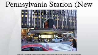 Pennsylvania Station (New York City)