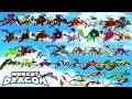 ALL 40 DRAGONS COSTUMES HUNGRY DRAGON mp3