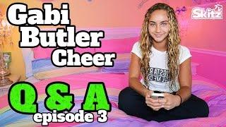 Q & A | Episode 3 | Gabi Butler Cheer