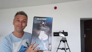 Celestron FirstScope 76mm Tele…