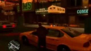 Grand Theft Auto 4 PS3 Freeze