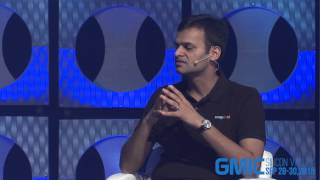 Fireside Chat with Rohit Bansal, Co-Founder of Snapdeal - GMIC SV 2015