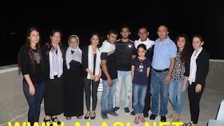 عائلة ريان غانم في زيارة لعائلة ايال اسعد بيت جن - موقع الاصل