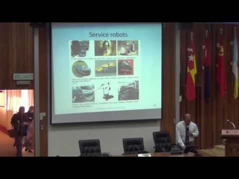 Controller Design Methods for Underwater Robotics Platforms by Prof. Dr. Mohd Rizal Arshad