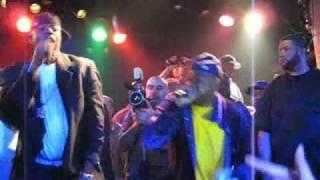 Raekwon, Ghostface Killah, Cappadonna - Fish + Ice Cream Live