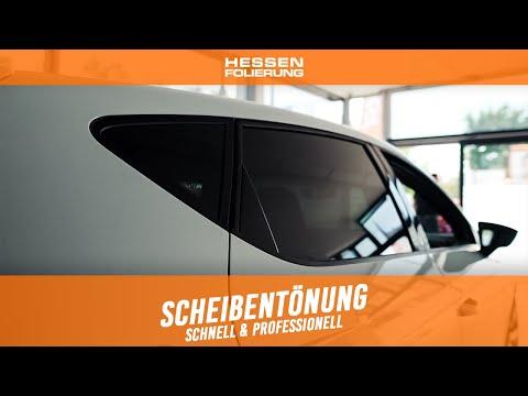 SCHEIBEN TÖNEN bei HESSEN FOLIERUNG - Frankfurt am Main | SCHEIBENTÖNUNG