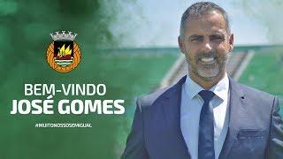 Bem-vindo José Gomes