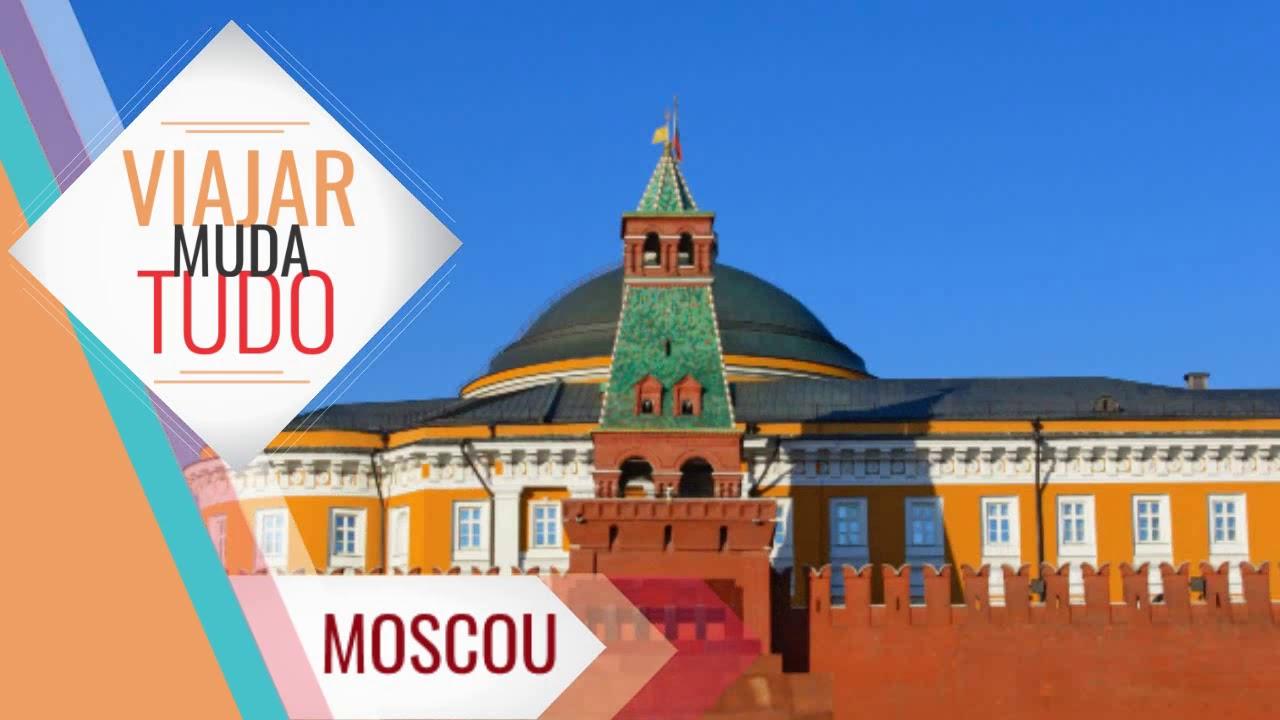 Apresentando Moscou