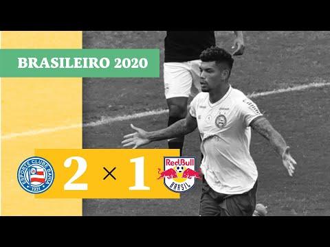 Bahia Bragantino Goals And Highlights