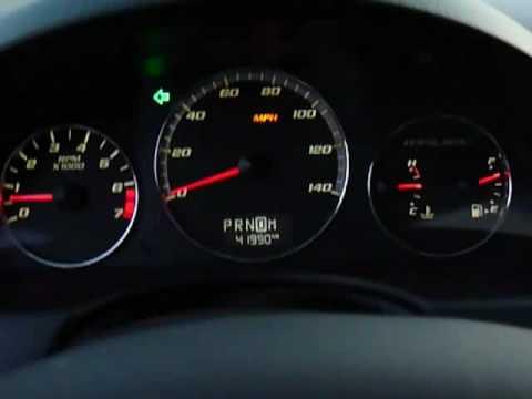2006 Malibu SS 20mph-60mph - YouTube