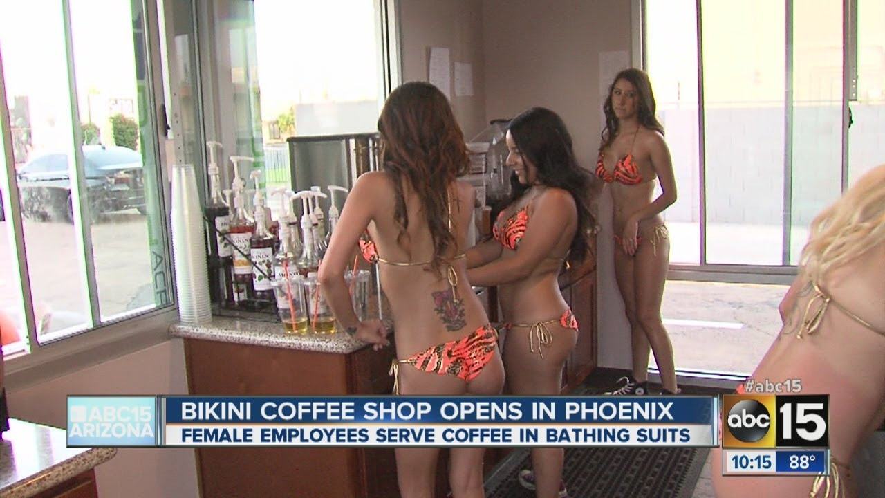 Houses Bikini Coffee
