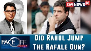 Will The Rafale Deal Dominate The Lok Sabha Poll Agenda? | Faceoff With Zakka Jacob