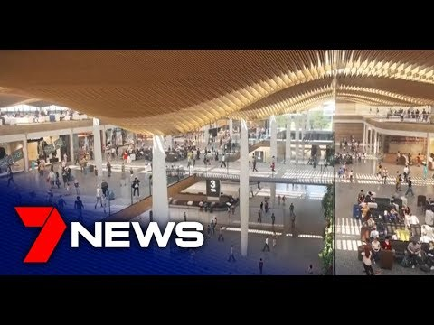 Western Sydney International Nancy-Bird Walton Airport Designs Made Public | 7NEWS