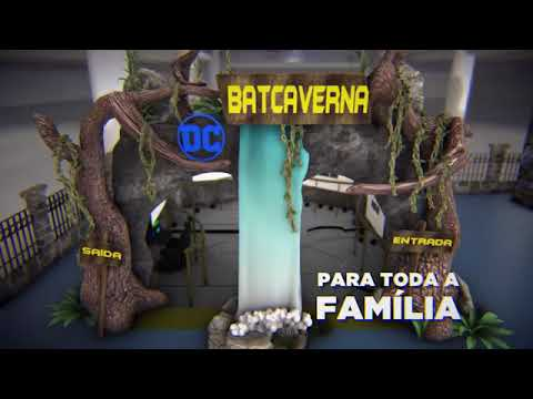 Parque do Batman 2018 - Ludi Entretenimento