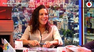 Lorena Castell nos cuenta qué ha pasado con Almaia #yuNoEstabaMuerto