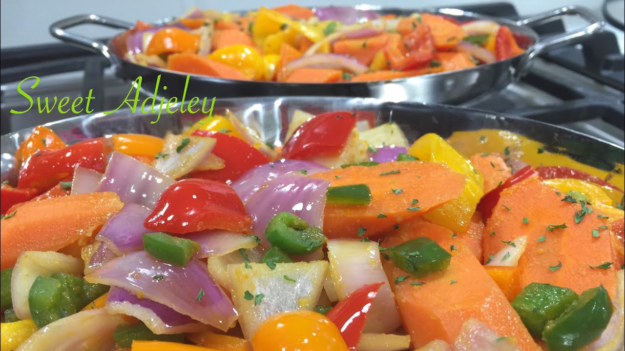 Download Quick and Easy Vegetable Medley Recipe