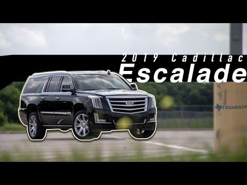 2019 Cadillac Escalade ESV 4x4 - Full Review