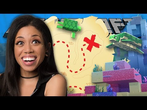 AQUATIC TREASURE MAP ADVENTURE (Maricraft)